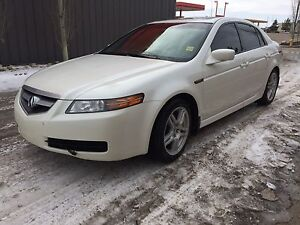 2006 Acura TL SDN AUTO (EXTRA TIRES AND RIMS)(CLEAN CARPROOF)