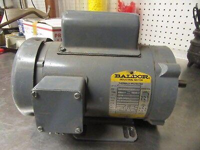 M20 Baldor Motor 34-2561-675 Ph1 16hp 1140rpm Used
