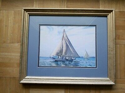 Sailing Chesapeake Bay - The Chesapeake Bay Skijack Sailing By Mary Ekroos