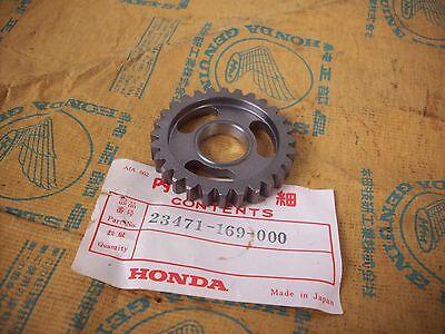 28t Getriebe (Zahnrad Getriebe 3.Gang / Transmission Gear Countershaft third 28T Honda CR 80 R)