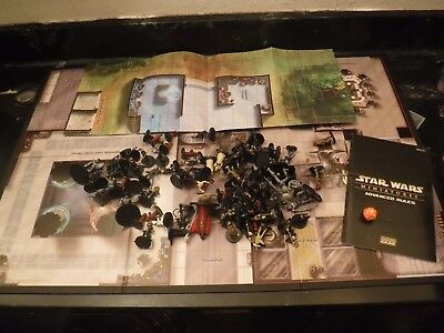 Great starter set for best Star Wars miniatures game, assault on imperial legion