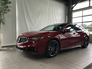Acura TLX A-Spec berline avec ensemble Tech