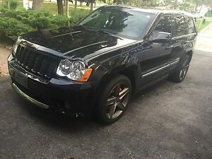 2010 Jeep Grand Cherokee Srt 8