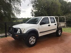 Holden Rodeo RA Dual Cab 4x4 2004 Auto Busselton Busselton Area Preview