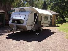 1999 Monarch Crusader  Pop Top Medowie Port Stephens Area Preview