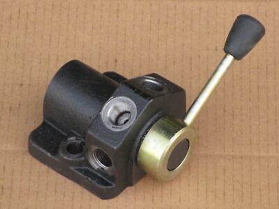 Hydraulic Selector Diverter Valve For Massey Ferguson Mf 38 Bsp Port
