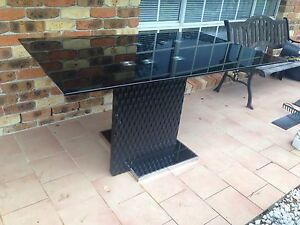 Nice glass dinner table need gone ASAP Grasmere Camden Area Preview