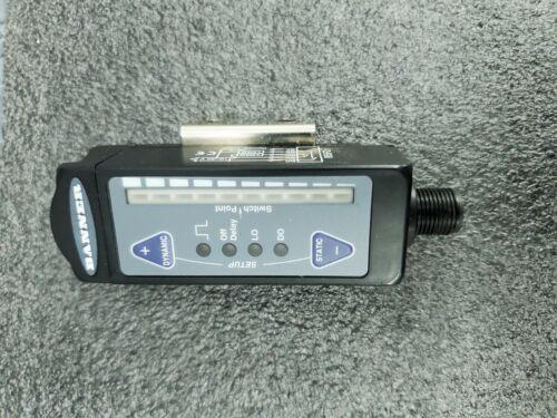 Banner R55FQ Fiber Optic Color Mark Sensor
