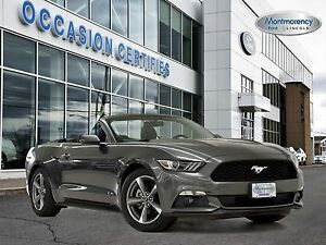 2016 Ford Mustang V6 CUIR 2 TONS+CAMÉRA