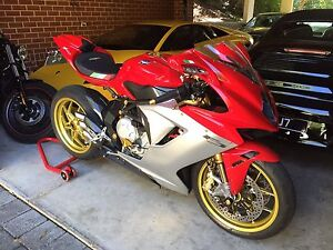 Mv Agusta F3 675cc 30k spent on this bike ! Norwood Norwood Area Preview