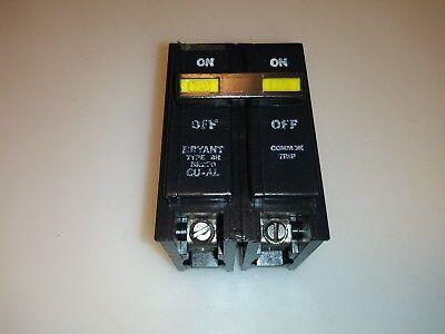 Bryant Westinghouse Br270 2 Pole 70 Amp 120240v Circuit Breaker