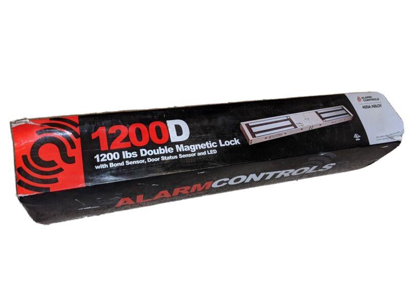 Alarm Controls 1200D DOUBLE DOOR MAG LOCK 1200LB
