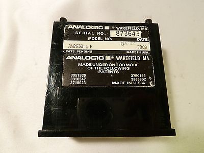 Analogic An2533 4 Digit Panel Meter H-5