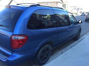 Dodge van 2007
