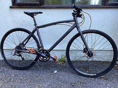 Orange Express-O Hybrid Bike Large Espresso CX Cyclocross like RX9