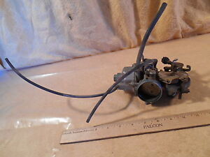1980 80 HONDA XR500 CARB CARBURETOR 16100-429-773 XR 500 T1056