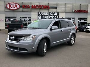 2015 Dodge Journey 7 PASS, TRI ZONE CLIMATE CONTROL