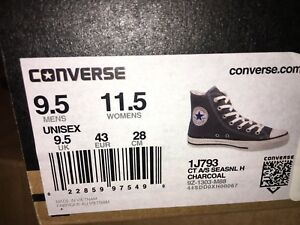 New Converse Men's Shoes Size 9.5