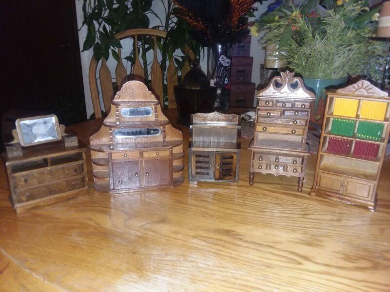 Vintage Miniature Lot 1:12