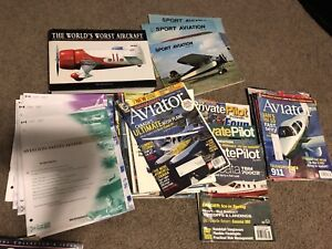 Aviation collectors items