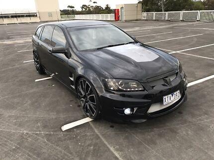 Holden Commodore Ve sportwagon no swap hsv turbo fpv vz ss xr6 xr8 Sv6