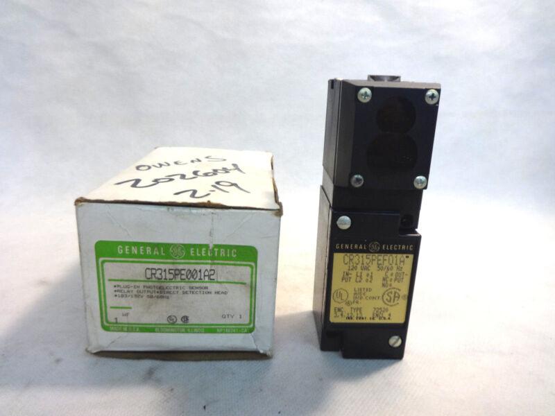 NEW GE GENERAL ELECTRIC CR315PE001A2 PHOTOELECTRIC SENSOR