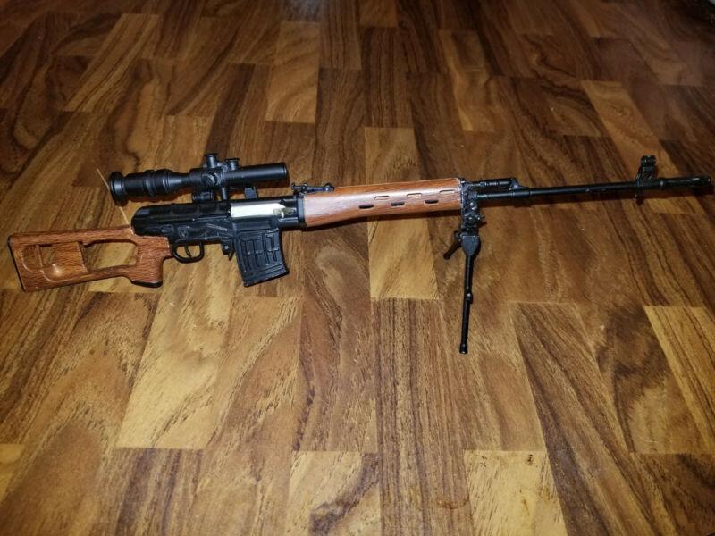 Mini Sniper SVD mini replica amazing detail and construction