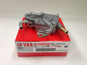 New oem yamaha rhino 660 450 genuine updated fuel pump 5ug for Oem yamaha rhino parts