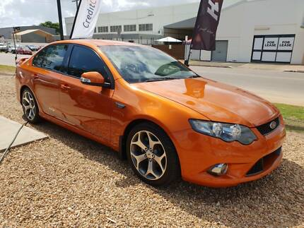 2010 Ford Falcon XR6 50th Anniversary Aitkenvale Townsville City Preview