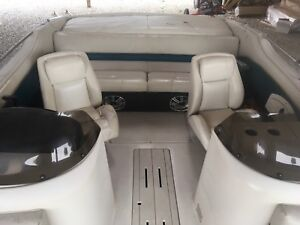 Crownline Deck Boat And Trailer