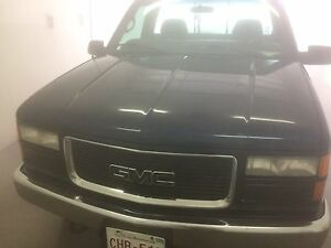 1998 gmc 1500 in mint condition