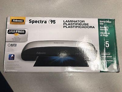 2-new Factory Sealed Fellowes Spectra 95 Laminators