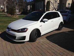 2015 Golf GTI avec groupe performance (Performance Package)