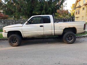 1998 Dodge 2500 Parts