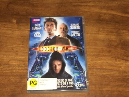 Doctor Who: The End of Time Part 1 and 2 Woodroffe Palmerston Area Preview