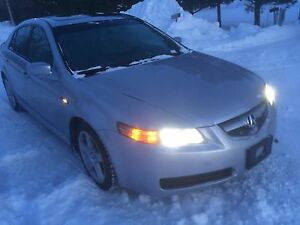 2004 Acura TL brand-new safety load it