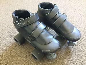 Bont Patriot Roller Quad Skates Aus Ladies Size 8 Fortitude Valley Brisbane North East Preview