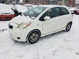 2006 Toyota Yaris RS A/C