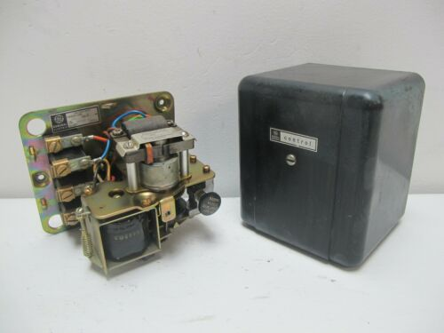 General Electric CR2820-1740 A5 575V Time Range 3-100 Second Time Delay Relay GE