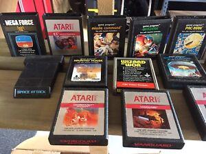 Atari games/comics