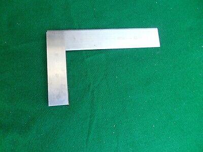 Vintage Brown Sharpe No 542 4 Precision Beveled Edge Square Machinist Tool
