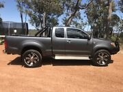 2008 SR5 Hilux Xtra cab Greenfields Mandurah Area Preview