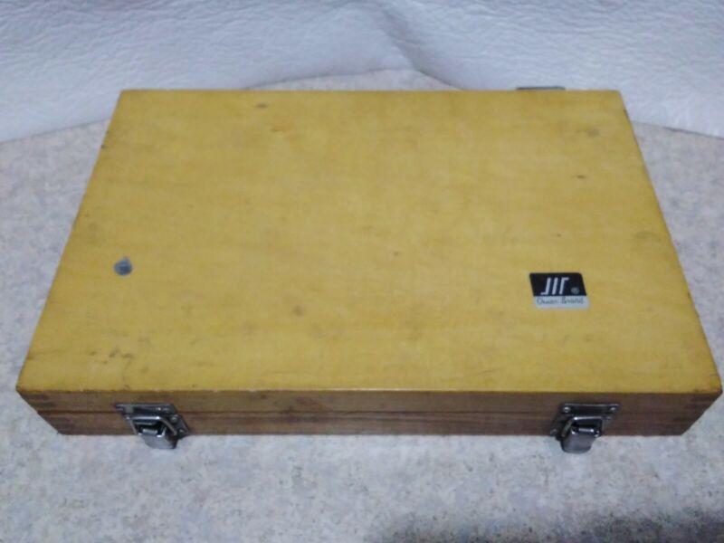 NEW JIT Chuan Brand Gauge Block Set, 81 Pieces Fed Grade B 20`C