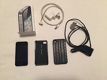 iPhone 4s - 64GB Black + CAR CHARGER Northmead Parramatta Area Preview