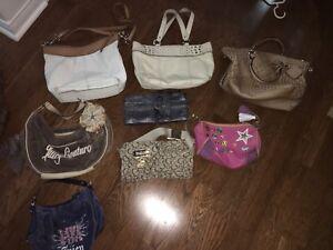 Handbag lot