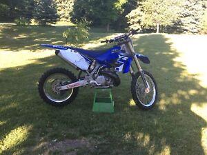 Clean 2015 Yamaha yz 250