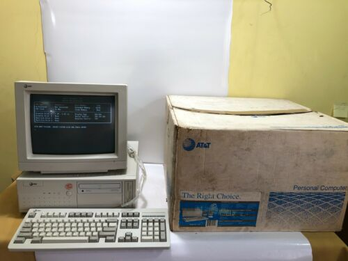 Vintage Computer AT&T Model 1151  (NEW with Box) USA