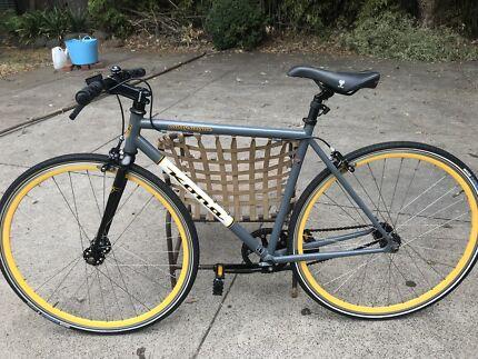 Single speed bike - Kona Paddy Wagon