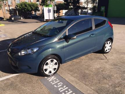 2009 Ford Fiesta CL Hatchback Manual Zetland Inner Sydney Preview