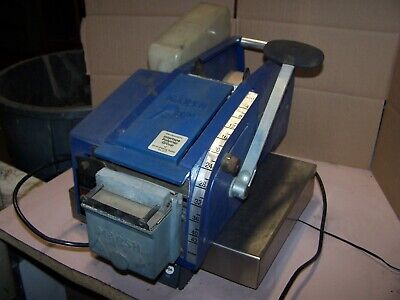 Marsh Ht110 Gummed Manual Tape Dispenser 4 To 42 Lengths 115 Vac
